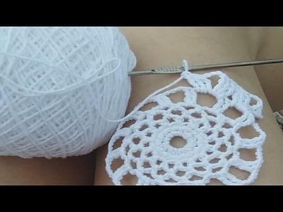 Haciendo Crochet en el Río