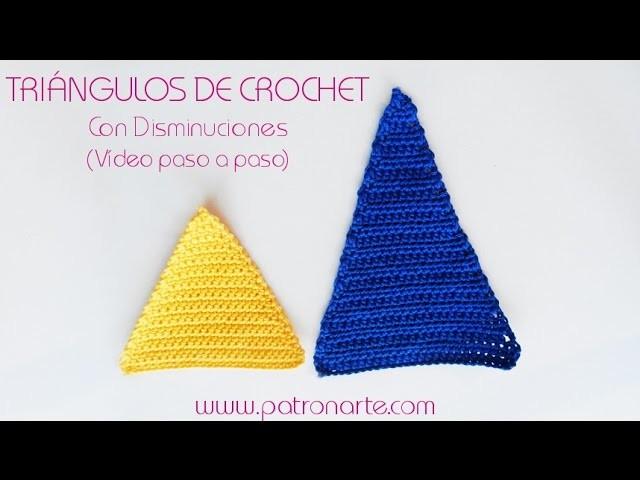 Crochet facil y rapido cintillo de aros tutorial de - Cuadraditos de crochet ...