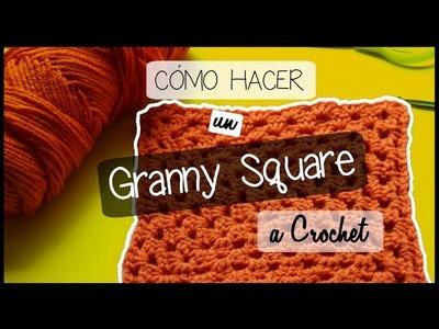 ¿Cómo hacer un Granny Square a Crochet?