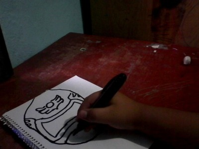 Como dibujar a aerostar de la aaa