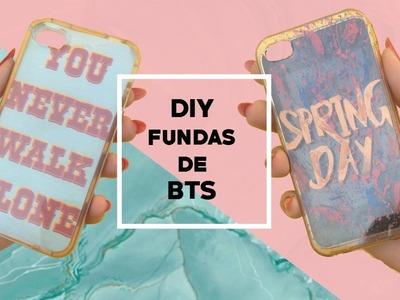 DIY K-POP: Fundas para celular de BTS| Andrea Maldonado