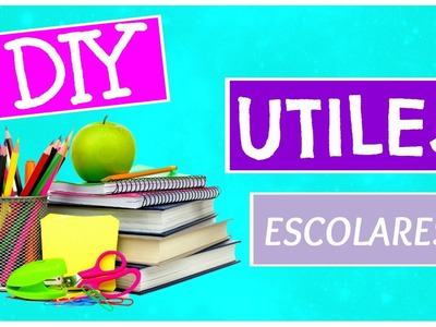 ▶DIY   REGRESO A CLASES 2017   Style And Beauty