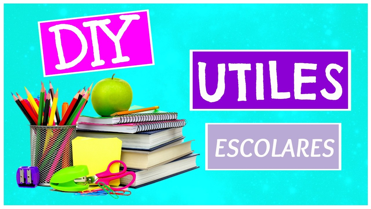 ▶DIY | REGRESO A CLASES 2017 | Style And Beauty