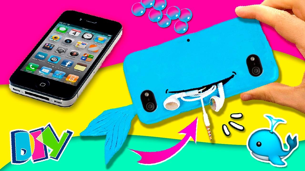 Funda diy de silicona para celular con bolsillo guarda - Como hacer fundas de silicon ...
