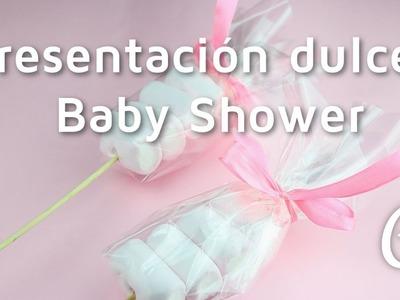 Un detalle DIY con dulces para baby shower | facilisimo.com