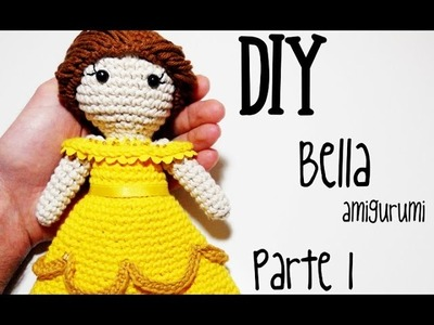 DIY Bella Parte 1 amigurumi crochet.ganchillo (tutorial)