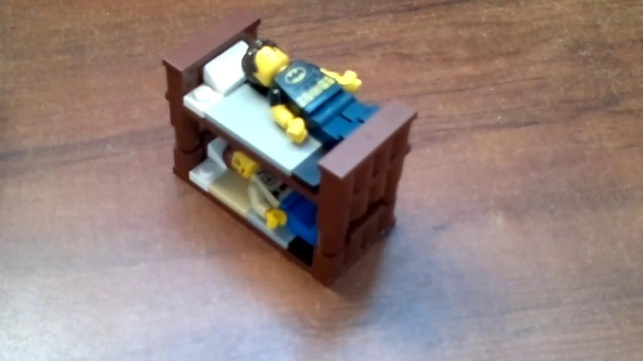 Como hacer una litera cama canguro lego xd my crafts - Como hacer una litera ...