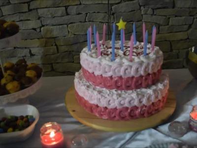 DIY como hacer merengue italiano | torta PITY PARTY | Melanie Martinez