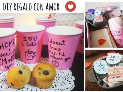 ♥ REGALO SAN VALENTÍN ♥ DIY