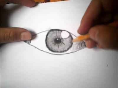 Tutorial, Como dibujar ojo realista?. R. (sf), Como dibujar ojo ...