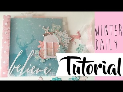 Tutorial Winter Daily, colaboración con Creavea.es