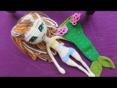 Ropa Muñeca Articulable - Tejido Crochet #4