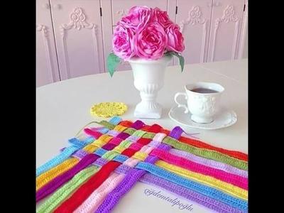 Tejidos a Crochet para Decorar tu Hogar