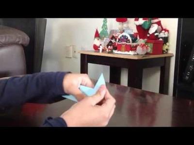 Separador de origami (modelo1)