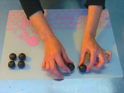 "Aquí Estamos - Manualidades ""Cake Pops"""