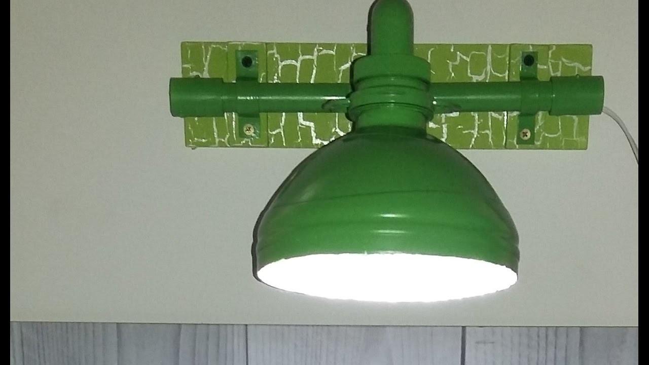 DIY:  LÁMPARA MULTIUSOS  (LECTURA, MANUALIDADES, COSTURAS Y MAS)