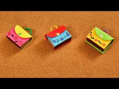 Lindas cajitas de cerillos decoradas - Manualidades - DIY - Hazlo tú mismo