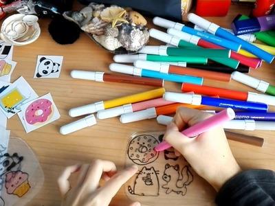 Haz tu mini llavero - How to make your mini key chain - DIY