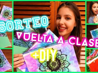 SORTEO ARGENTINA VUELTA A CLASES + DIY cartuchera |Micaela Art [CERRADO]