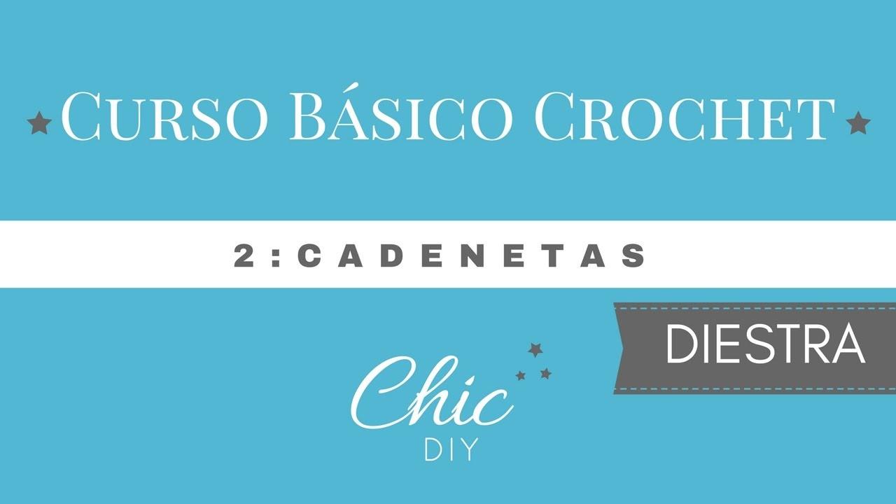 2 CURSO BÁSICO CROCHET   DIESTRA   CHIC DIY