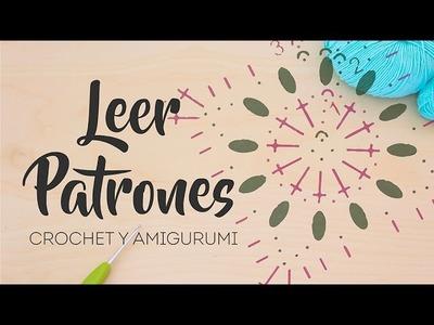 Cómo leer patrones de Amigurumi y Crochet - Gráficos, abreviaturas y japoneses