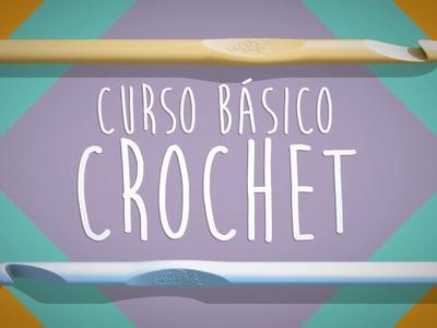 Curso Básico Crochet - LECCIÓN 4: Punto alto
