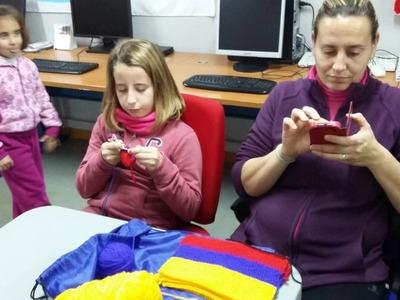 Spot La Noria Knitting