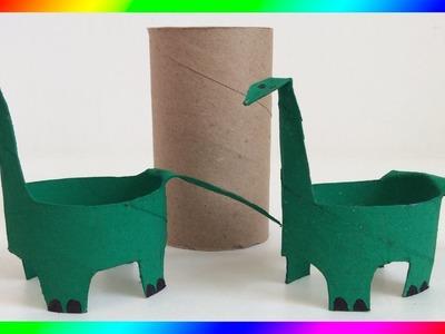 Dinosaurio ????  Figuras de papel???? Dinosaurio de papel ???? Paper figures ????Manualidades de papel