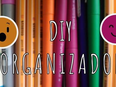 DIY: Organizador de lápices ♥