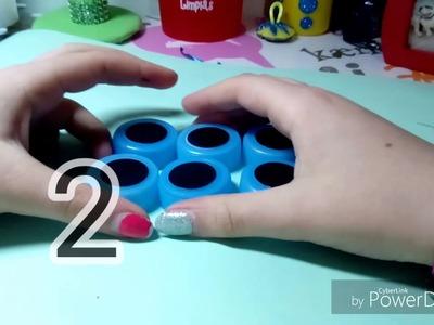 3 Juegos divertidos{manualidades para niños pequeños 1}❤hacemos algo nuevo❤
