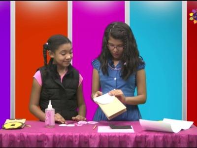 Cómo hacer Originales Bolsas de Regalo - Manualidades para Niños