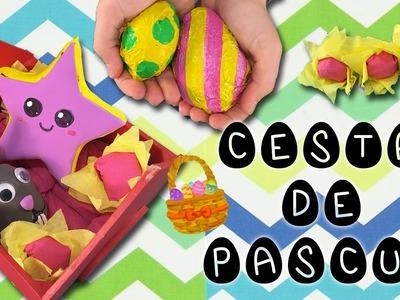 HUEVOS de CHOCOLATE de PASCUA - DIY MANUALIDADES de PASCUA???? (Colaboración)