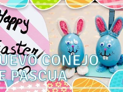Manualidades con huevos de Pascua para niños