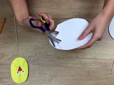 MANUALIDADES - Huevo Sorpresa para niños - Arte-Sano