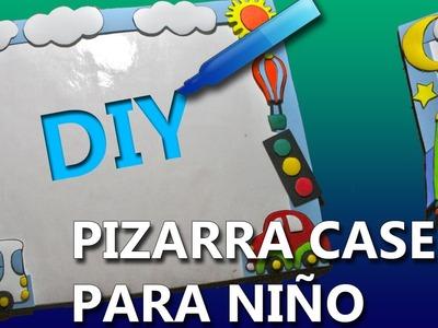 Manualidades para el dia del niño | PIZARRA CASERA | Manualidades para niños