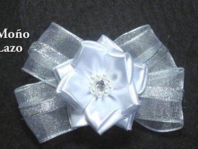 # DIY -  Como hacer un lazo o moño# DIY - How to make a bow or bow