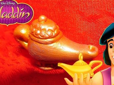 DIY Miniatura Lampara Magica Aladdin
