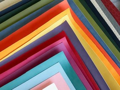 DIY y Scrapbooking (en Español) - Cuero Imitación para Encuadernación - Como Utilizarla
