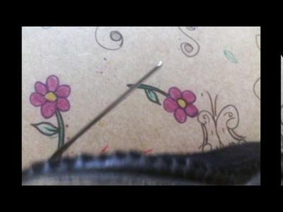 Ganchillo -  Tejer Zapatos para dama