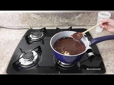 Calda de Chocolate fácil