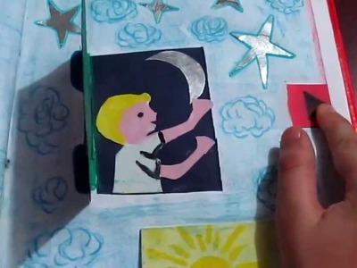 LIbro 3D o Pop Up. Antología de poesía colombiana para niños