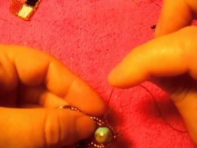 Brick stitch este es uno de mis patrones que mas trabajo me an dado#10