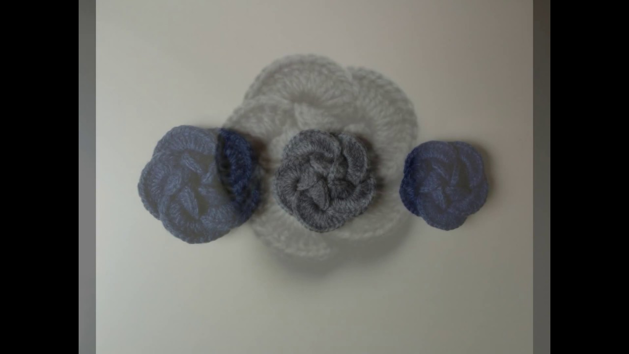 Como tejer flores a crochet (paso a paso) | How to crochet flower tutorial (step by step)