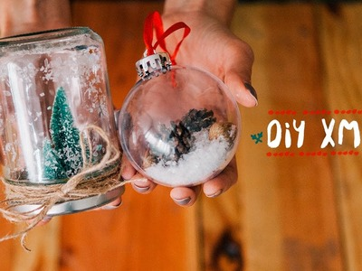 DIY e ideas navideñas  | Road to wild