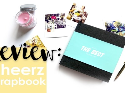 Review: Scrapbook de Cheerz