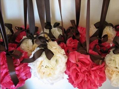 Diy ideas de decoración de recepción de bodas