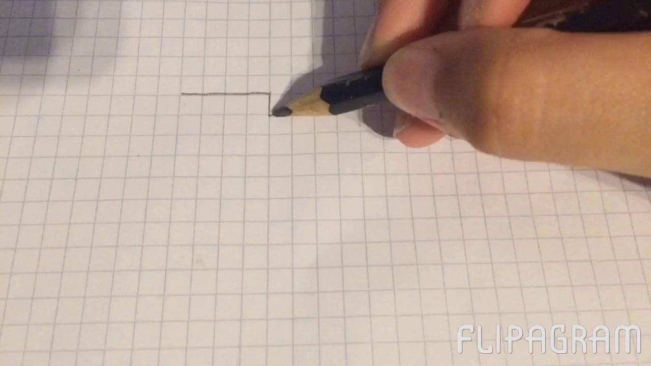 Como Dibujar Al Fantasma De Pacman Dibujos Fáciles