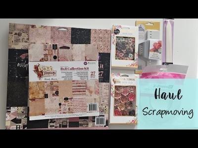 Haul Scrapbooking: próximo taller Scrapmoving