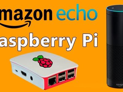 Haz tu propio AMAZON ECHO con una Raspberry Pi - ALEXA DIY