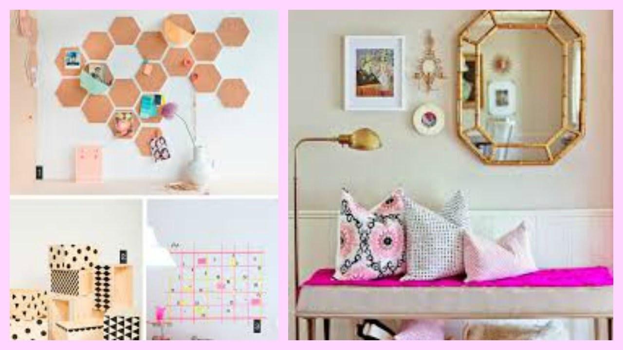 Manualidades ideas y diy para decorar y organizar tu for Manualidades para decorar tu habitacion